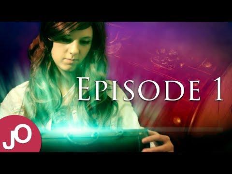 """ENCHANTED"" - The Enchanted Episode 1  [Web Series/Supernatural/Fantasy/Teen]"