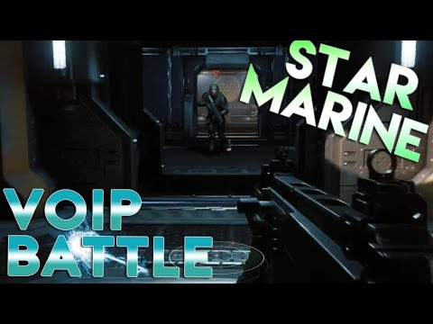 Star Citizen 2.6 Star Marine - ORG VOIP BATTLE - Part 3 (Star Marine Gameplay)