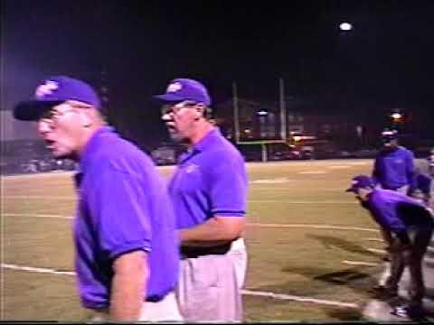 Port St Joe High School Football 1998 vs NFC