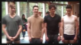 Original Choreo :) with The Boys of #CenterStage : On Pointe @ Lifetime TV