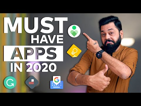 Top Best Android Mobile Apps you must have on your Smartphone ⚡ ⚡ ⚡ January 2020