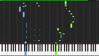 nyeh heh heh undertale piano tutorial synthesia