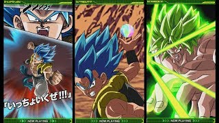 BLUE GOGETA & FULL POWER BROLY! THE BEST SUPER ATTACKS IN DOKKAN HISTORY! (DBZ: Dokkan Battle)