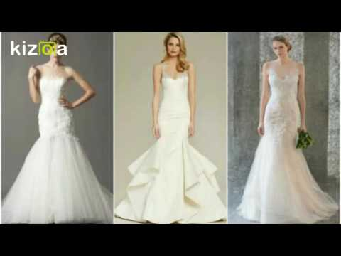 Top 24 Wedding Dress Styles for Petite Brides - YouTube
