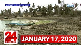 24 Oras Express: January 17, 2020 [HD]