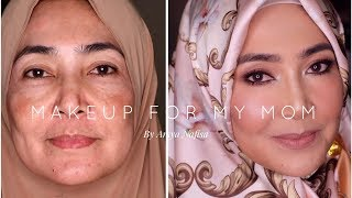 Makeup-in Mama!! (Full Coverage Complexion for Mature Skin)