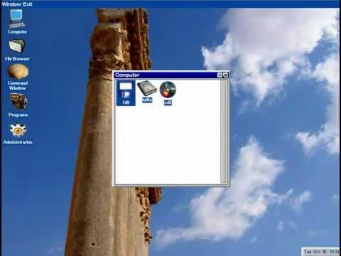 Visopsys (Visual Operating System) 0.62