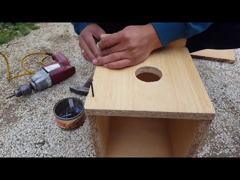 How To Make Simple Birds Cage Make Your Birds Happy Diy