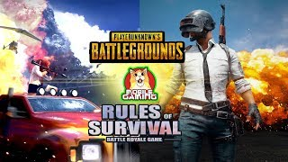 ROS - PUBG MOBILE  - GAMEPLAY ( iOS / ANDROID ) - LIVE HD
