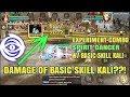 Experiment Spirit Dancer w/ Basic Skill KALI - Dragon Nest M SEA