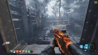 Call of Duty: Black Ops III - Nacht Der Untoten Gameplay PC Max Settings 4K 60FPS