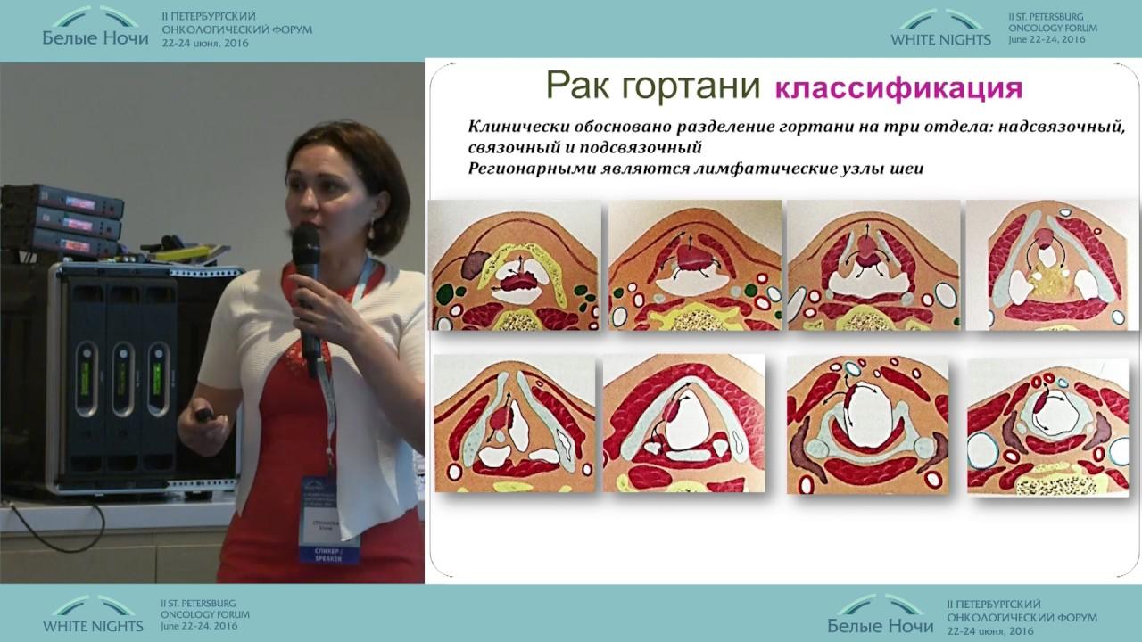 Лучевая диагностика рака гортани