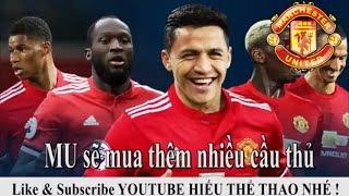 Tin bóng đá - 19/05/2018 : Manchester United sẽ bán Pogba mua về nhiều cầu thủ - Chuyển nhượng 2018
