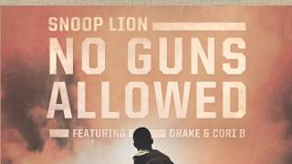 No Guns Allowed Feat. Drake & Cori B. Lyric Video