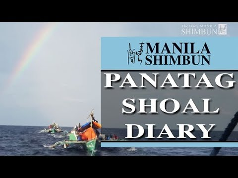 PANATAG Shoal Diary: Exclusive