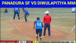 PANADURA SUPER FASHION VS DIWULAPITIYA MMC