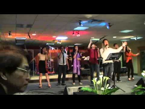 UIC (Unity In Christ) Youth Band - Toronto June 2012 Part 1/5