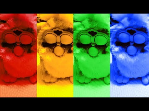 SPICY BOYFRIEND ~ FURBY MUSIC VIDEO