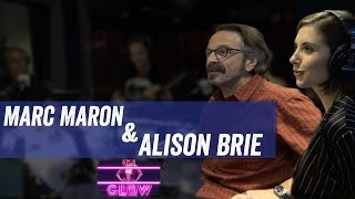 Alison Brie & Marc Maron discuss 'Glow', Wrestling and 'The Disaster Artist' - Jim & Sam Show