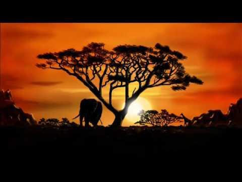 Afrika Geleneksel Müzik - Rahatlatıcı Davul
