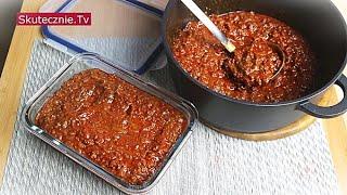Czekoladowe chili z wołowiną i pomidorami (pyszne) :: Skutecznie.Tv