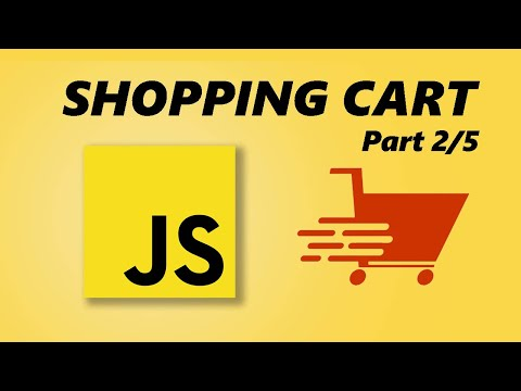 JavaScript Shopping Cart Tutorial - Part 2/5