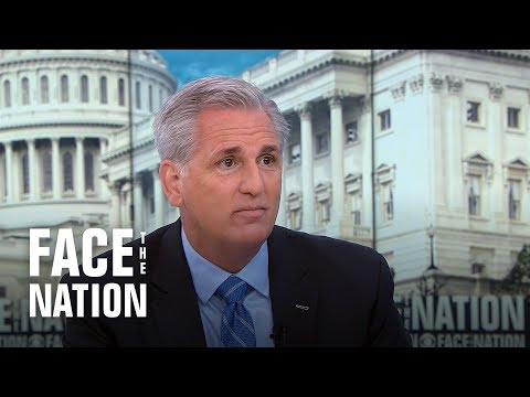 """McCarthy says Democrats are """"more interested in subpoenas than solutions"""""""
