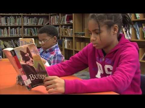 GCS Reads 20 School of the Month-December 2014