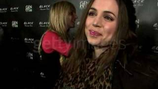 Eliza Dushku Interview Thumbnail