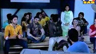 Akash scene10 - Shruti sings teri yaadein for youth show auditions & run away with Akash