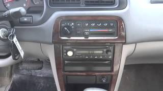 2000 Nissan Altima New York, Long Island, West Islip, Smithtown, Huntington U23090T