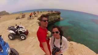 Cyprus: Ayia Napa, Protaras 2014!!(Отдых на Кипре: Айя Напа, Протарас 2014! Наше первое видео, не судите строго:) Камера GoPro Hero 3. Обзор Кипра!, 2014-08-15T17:15:41.000Z)