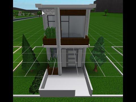 Roblox Bloxburg 20k Modern House House Build Skachat S 3gp Mp4 Mp3 Flv