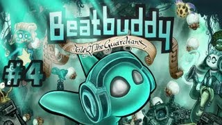 Beatbuddy: Tale of the Guardian - Walkthrough - Part 4 - Camp (PC) [HD]
