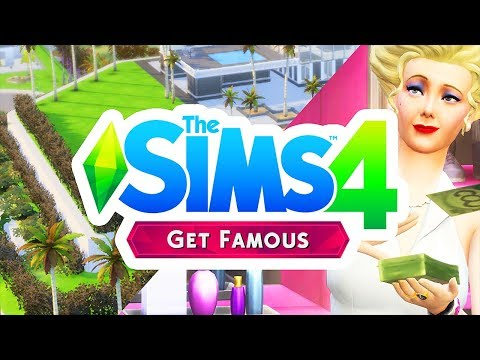 ??THE SIMS 4 GET FAMOUS - GAMEPLAY - CELEBRITY FAME! (3) thumbnail