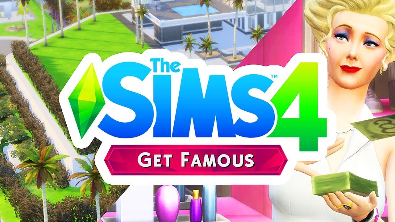 Image result for The Sims 4 Get Famous