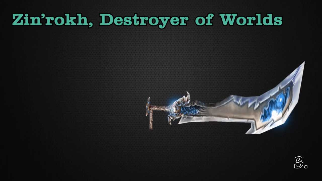 wow how to get more traits on your weapon