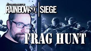 EKIPA VERSUS Rainbow Six Siege - Frag Hunt