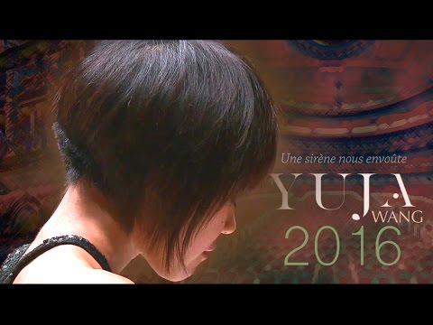 Yuja Wang 2016 . Musician of year 2017 (Musical America awards).