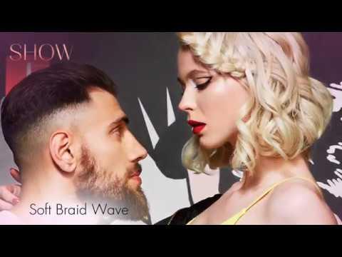BNTM GET THE LOOK SOFT WAVE BRAID | PAUL EDMONDS LONDON