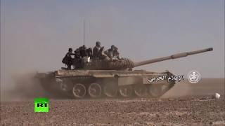 Америка ждала провала военной операции в Сирии — политолог о прорыве блокады Дейр эз-Зора thumbnail