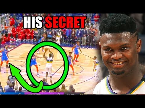 The REAL Reason Why Zion Williamson Is SO Good In The NBA (Ft. Lonzo Ball, Pelicans, & Rolls)