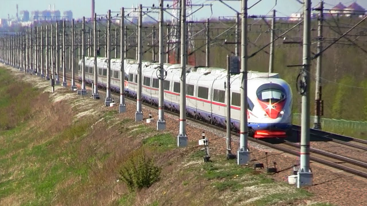 Скоростной электропоезд ЭВС1-08