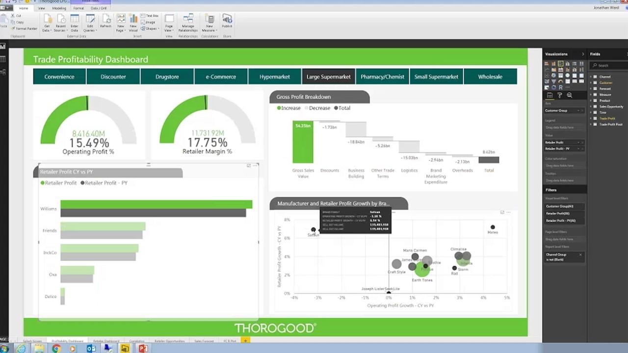 Power BI Update The Rapid Evolution of Microsoft's Visualisation Capability
