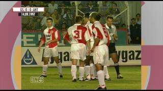 Nostalji Maçlar | 1997-1998 Sezonu Galatasaray 2 - 1 Antalyaspor