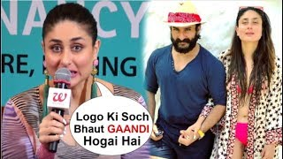 Kareena Kapoor's ANGRY Reaction On FANS Trolling Her For Wearing BIKINI While On Vacation With Saif