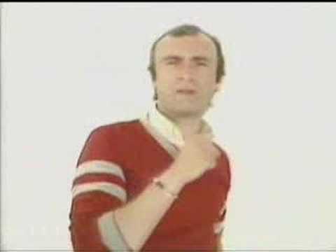 Phil Collins - I Missed Again (1981)