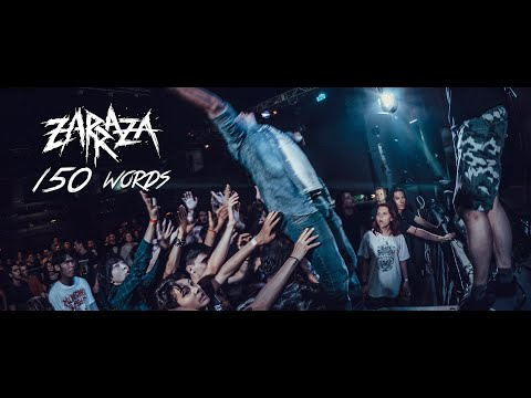 "Zarraza - ""150 words"" (modern thrash metal / death metal)"