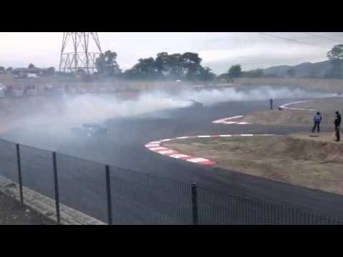 Driftland Pro Cars Demo Lochgelly Drift Youtube