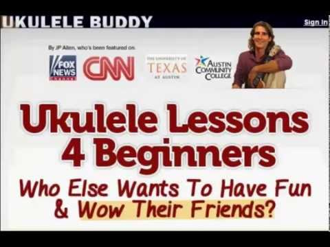 Ukulele Buddy Review - Learn To Play The Ukulele